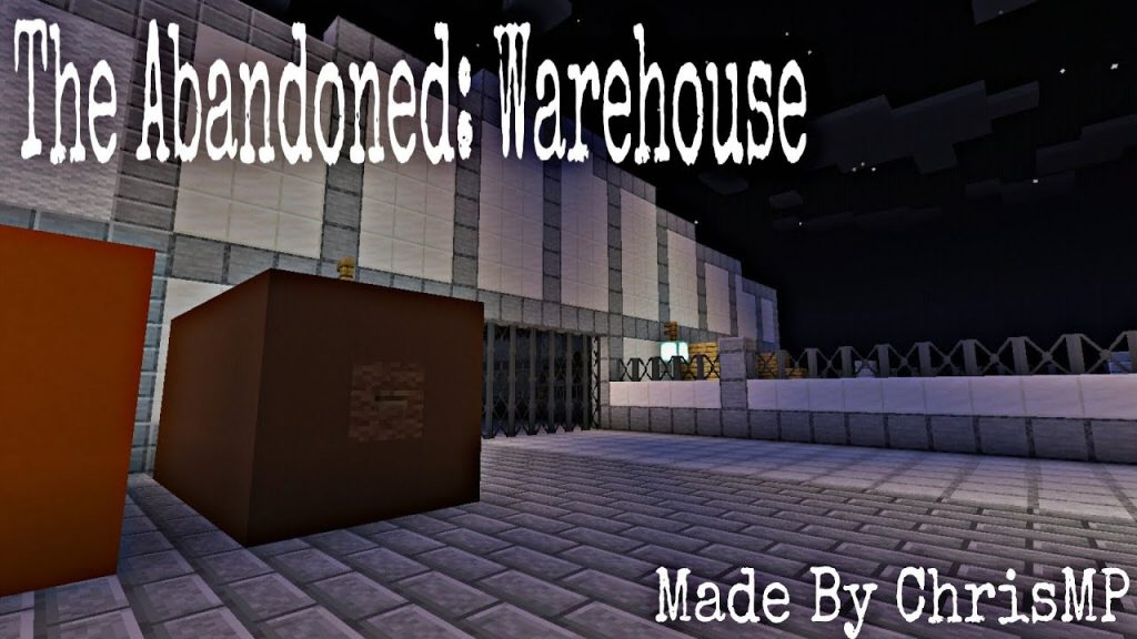 The Abandoned: Warehouse Map (Chapter 1)