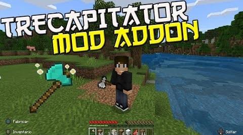 TreeCapitator Mod (Addon)
