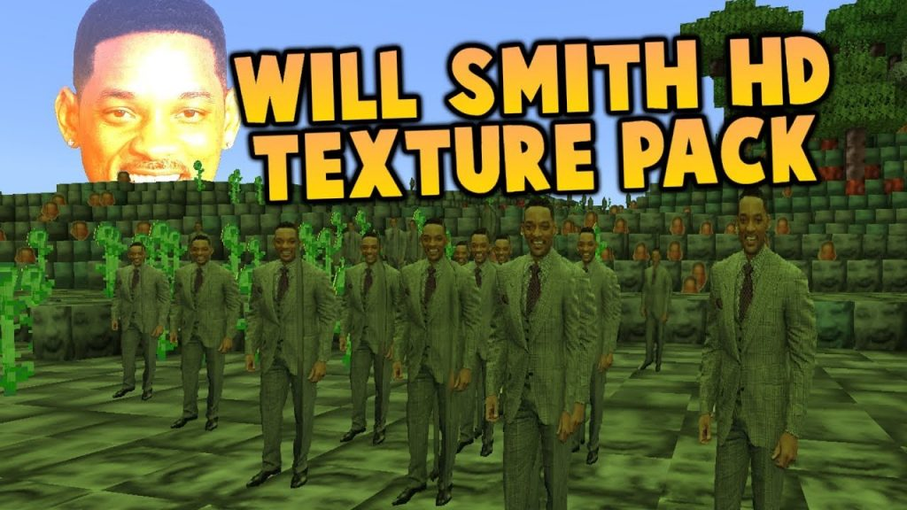 Will Smith HD Texture Pack