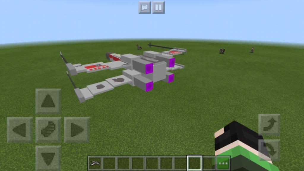 leine bauen minecraft
