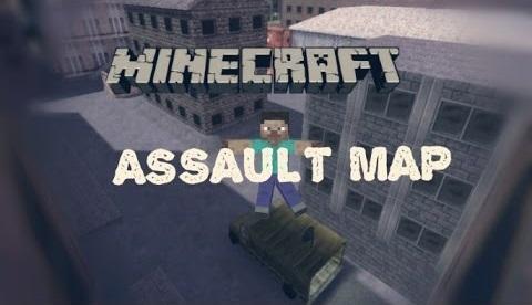 Assault Deathmatch Map