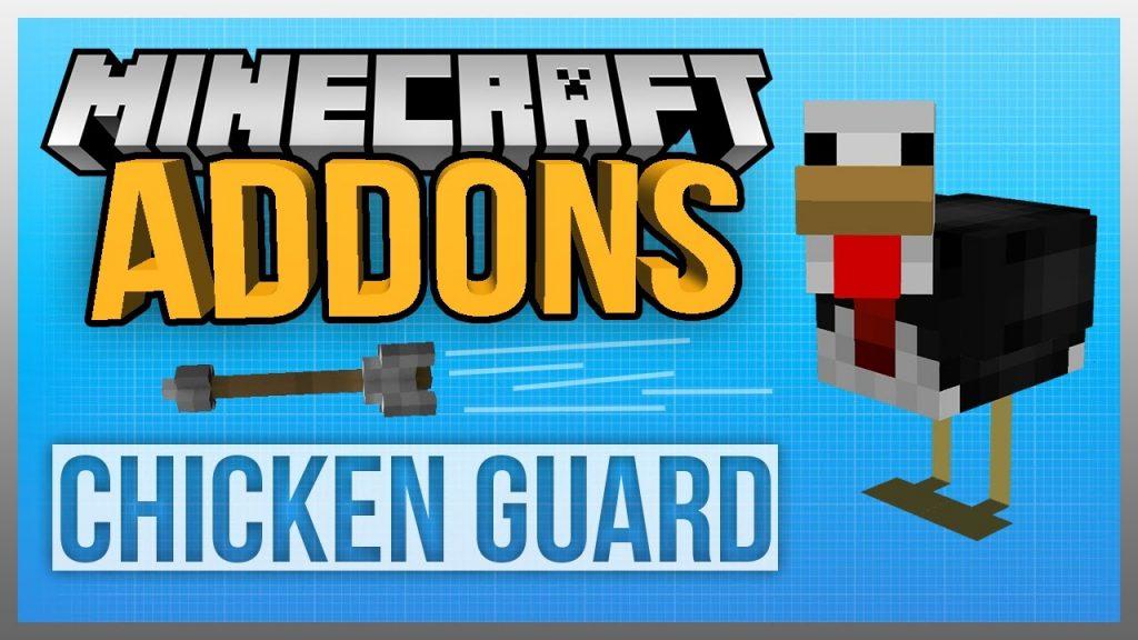 Chicken Bodyguard Addon