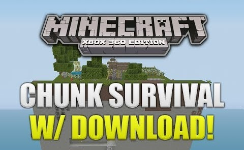 Chunk Survival Map (New Edition)