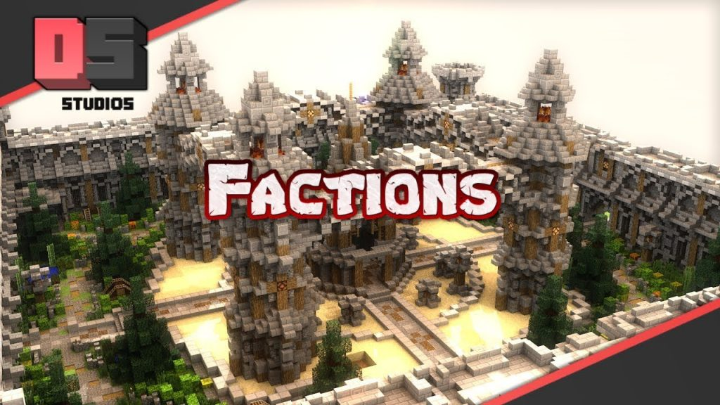 DS: Factions 3.0 Map (Realm)
