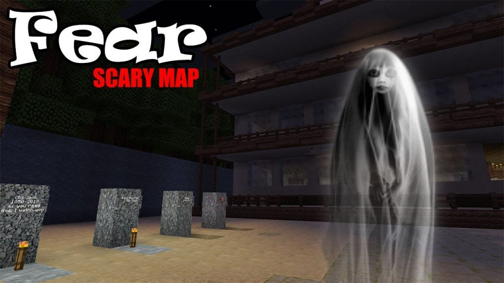 F.e.a.r by Last Warning Map