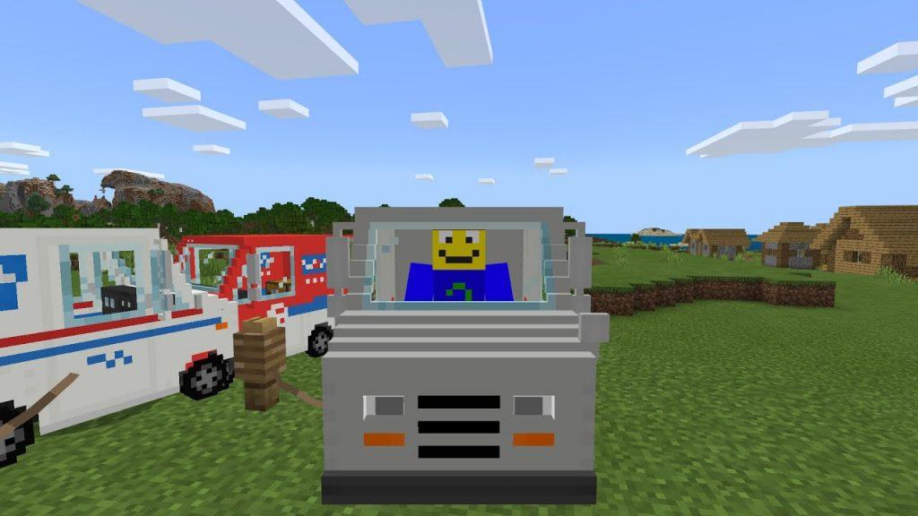 Grumman LLV Mod(Addon)