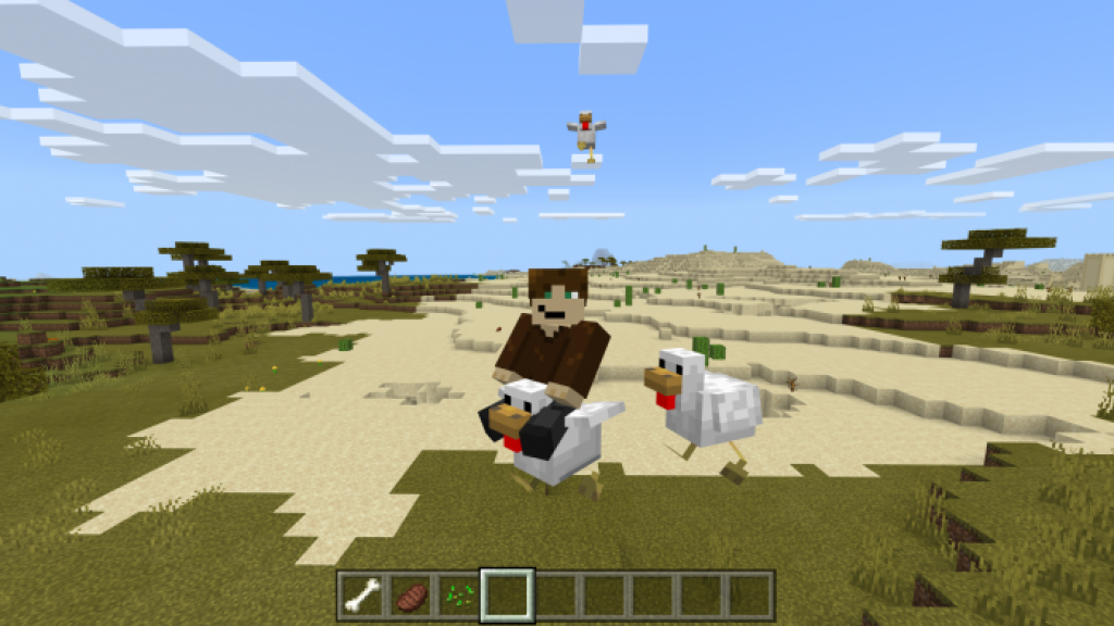 More Mounts Mod(Addon) | Minecraft PE Addons, Minecraft PE Mods
