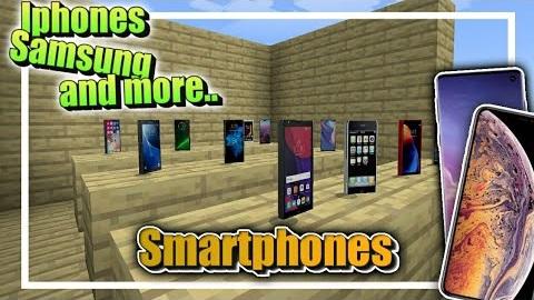 Poket Smartphones Addon
