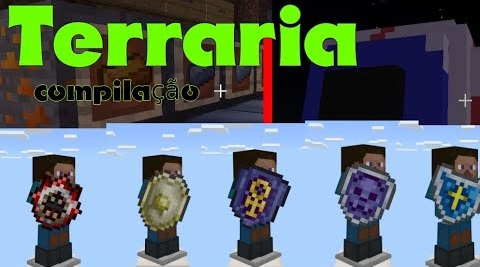 Terraria Shields Texture Packs