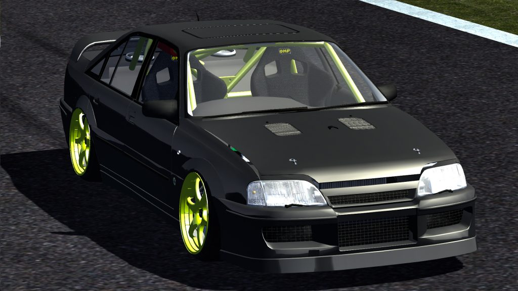 Vauxhall Carlton Mod