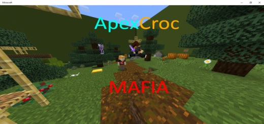 ApexCroc Mafia Map