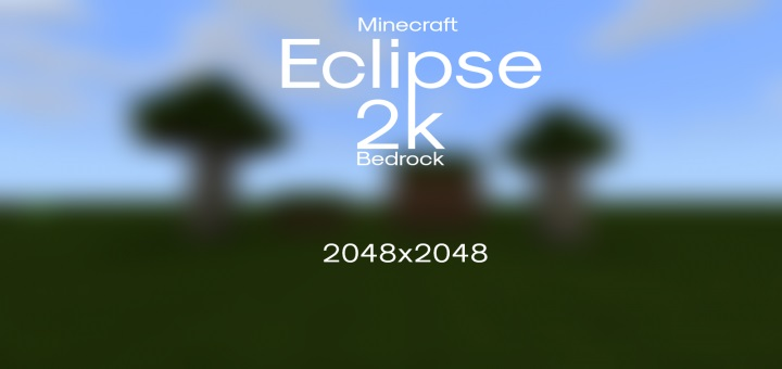 Eclipse 2K Texture Pack