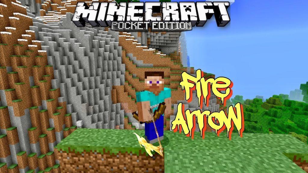 Fire Arrows Mod
