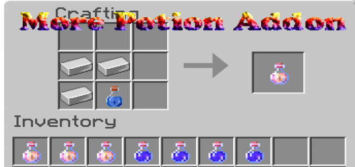 More Potions Addon