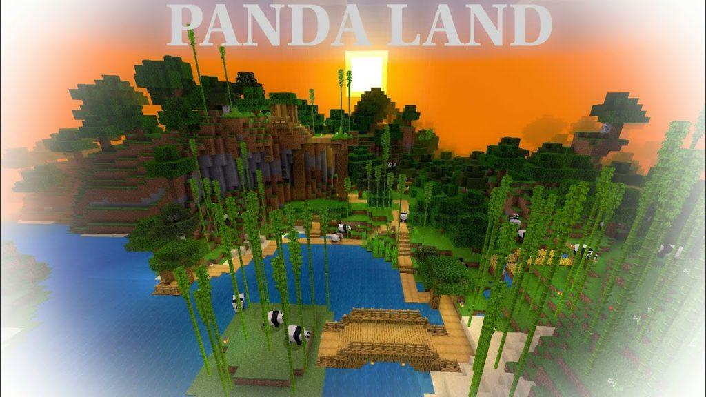 Panda Land Map
