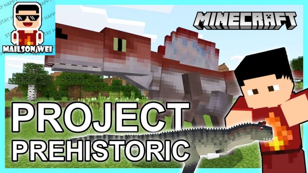 Project Prehistoric Addon