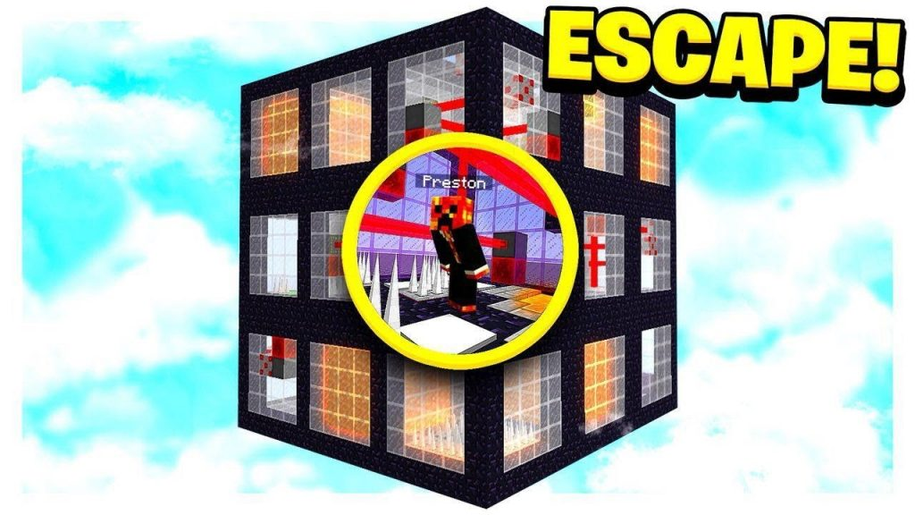 The Cube Escape Map