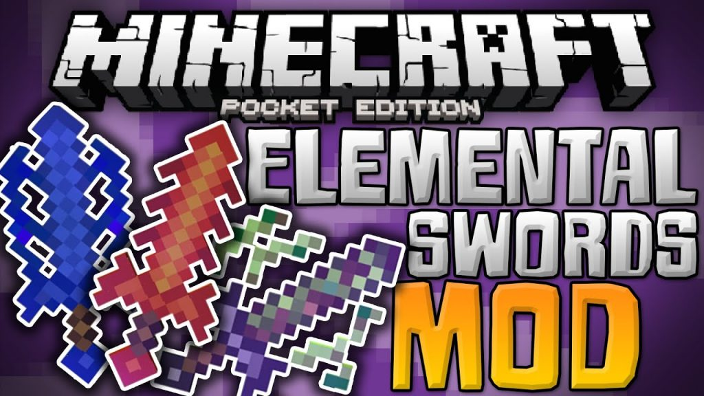 Elemental Swords Mod