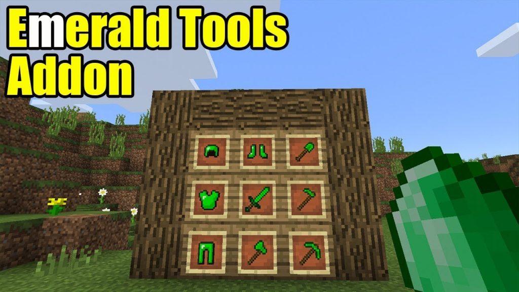 Emerald Tools Addon