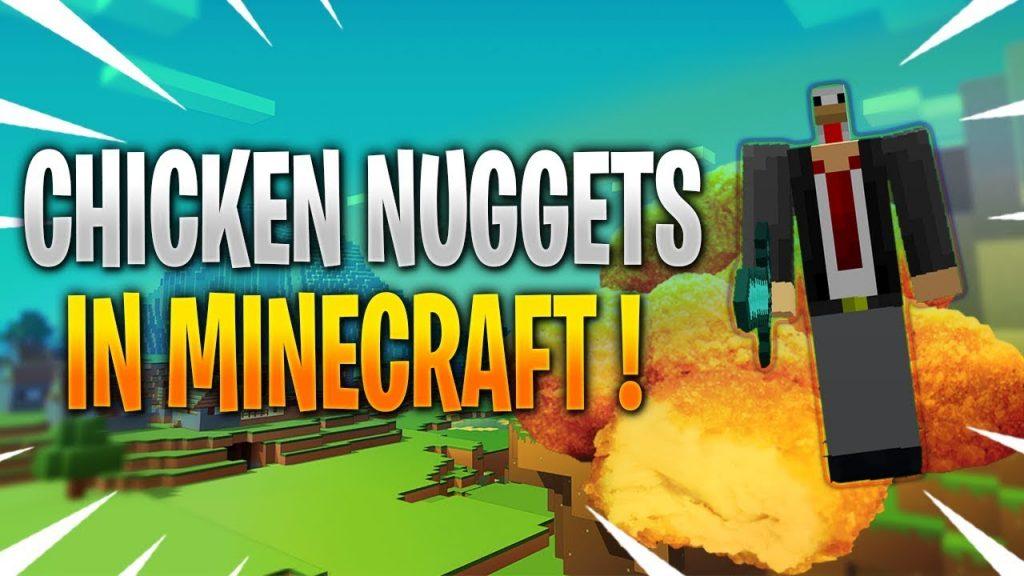 Nugget Chickens Addon