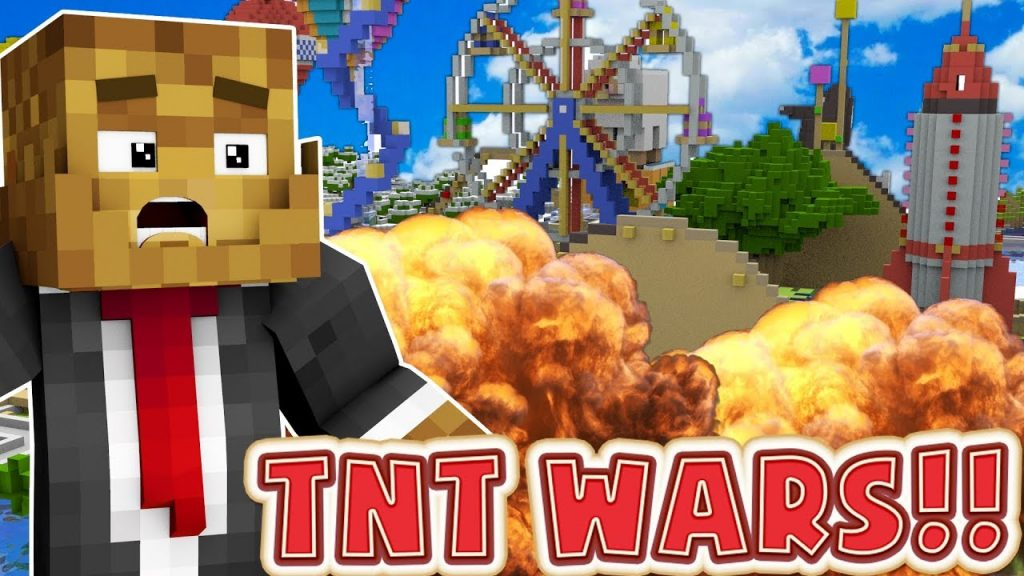 OG TNT Wars Map