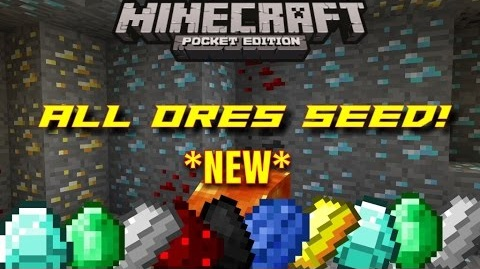 Ore Seeds Addon