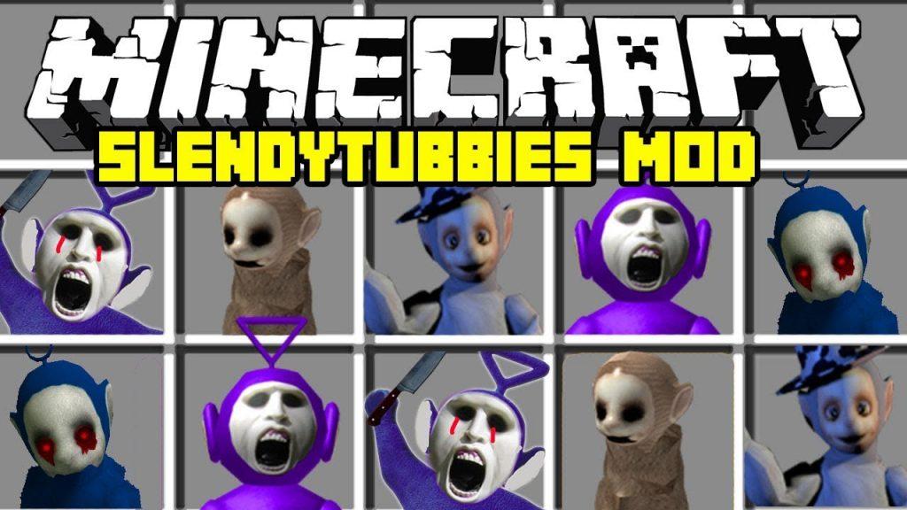 Slendytubbies 2 Mod