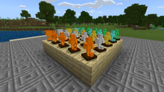 Minecraft PE Addons Minecraft PE Mods, Maps, Seeds, Skins