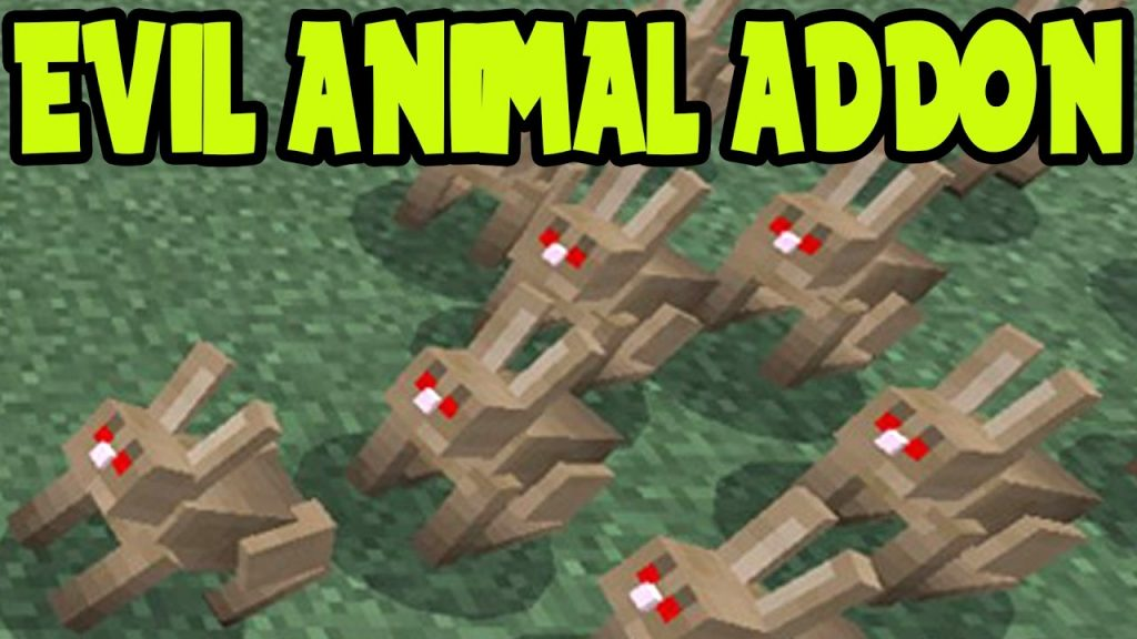 Animal Attack Addon