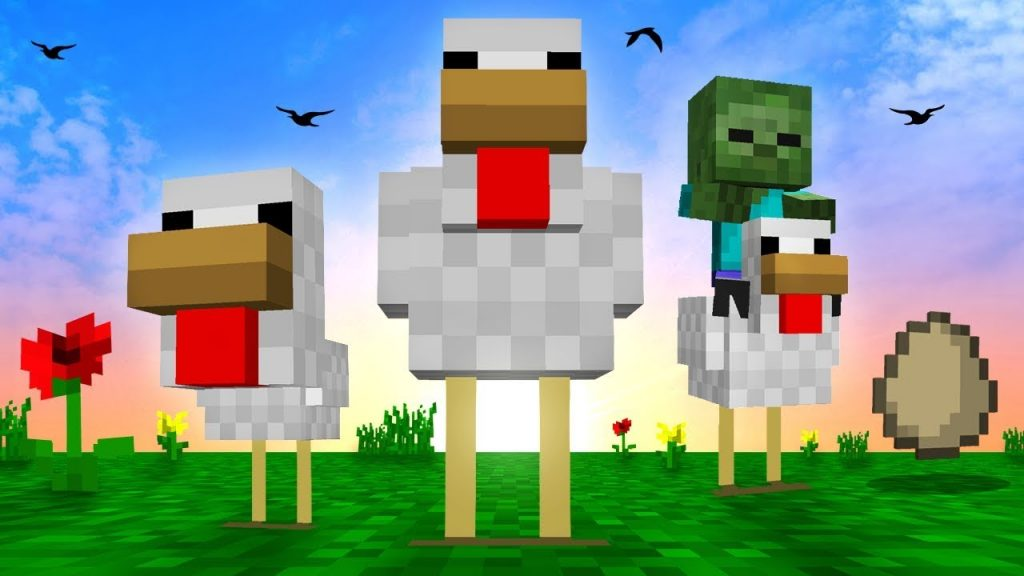 Better Chickens Texture Pack