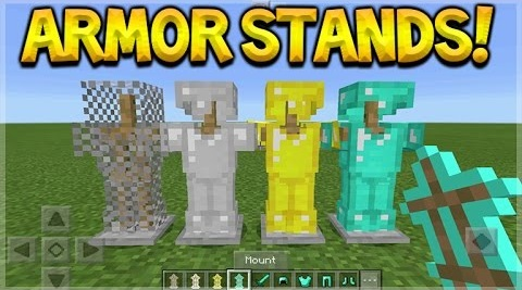 Custom Armor Stand Texture Pack