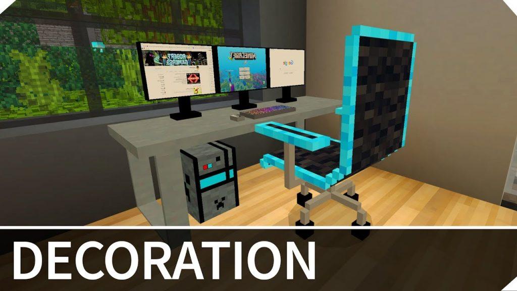Decoration Furniture Addon