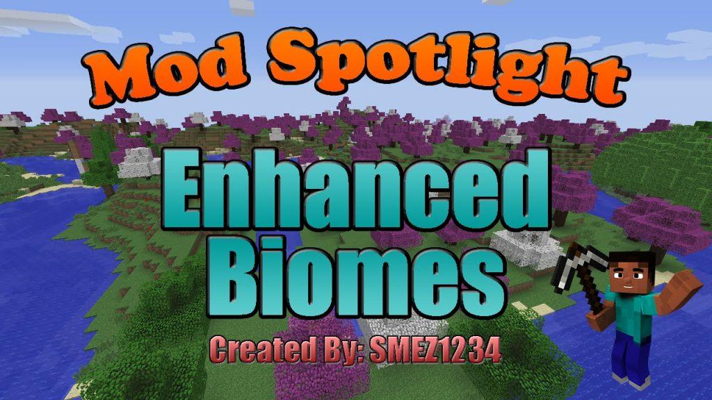 Enhanced Biomes Addon