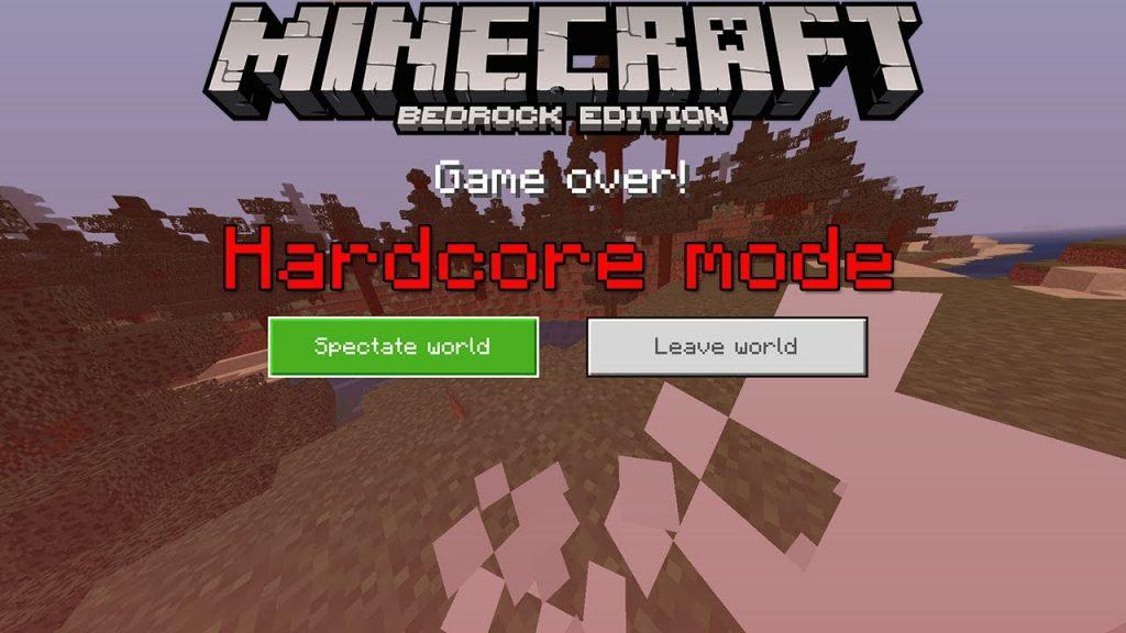 Hardcore Mode Mod