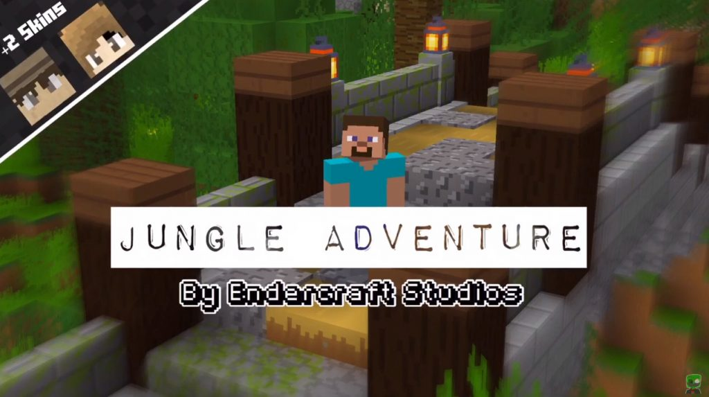 Jungle Adventure Map