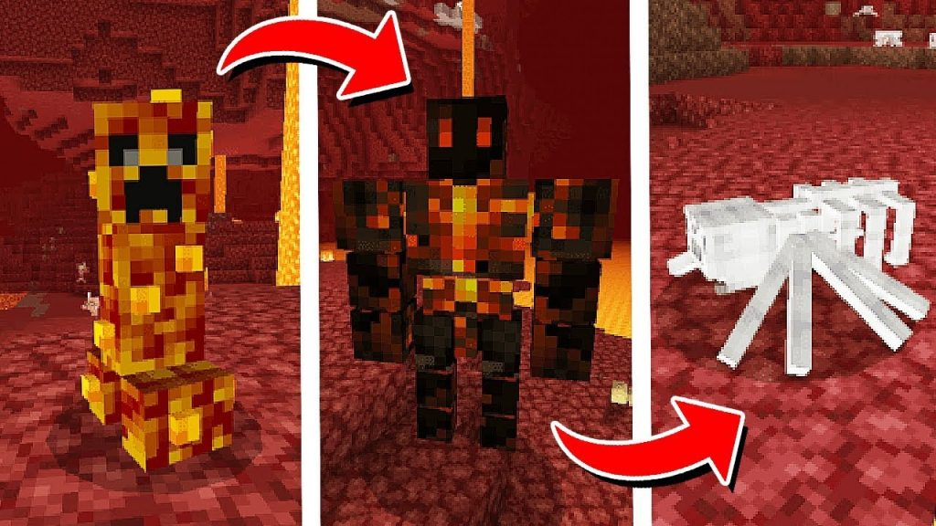 More Nether Creatures Addon