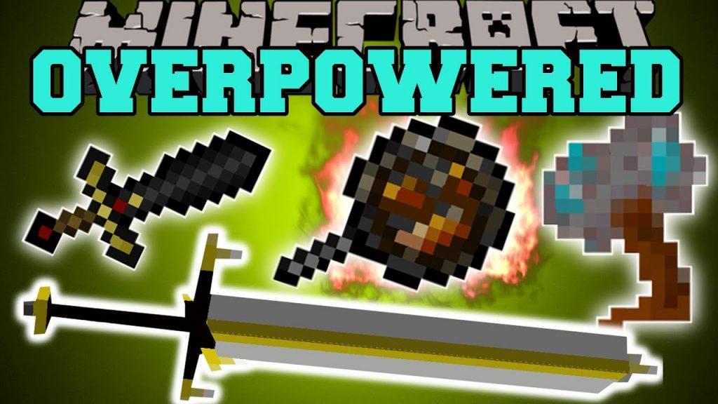 Over Powered Swords Addon
