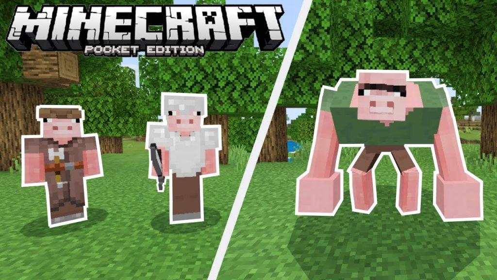 Pig Villagers Addon