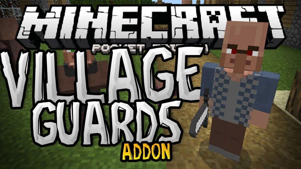 Village Protector Mod