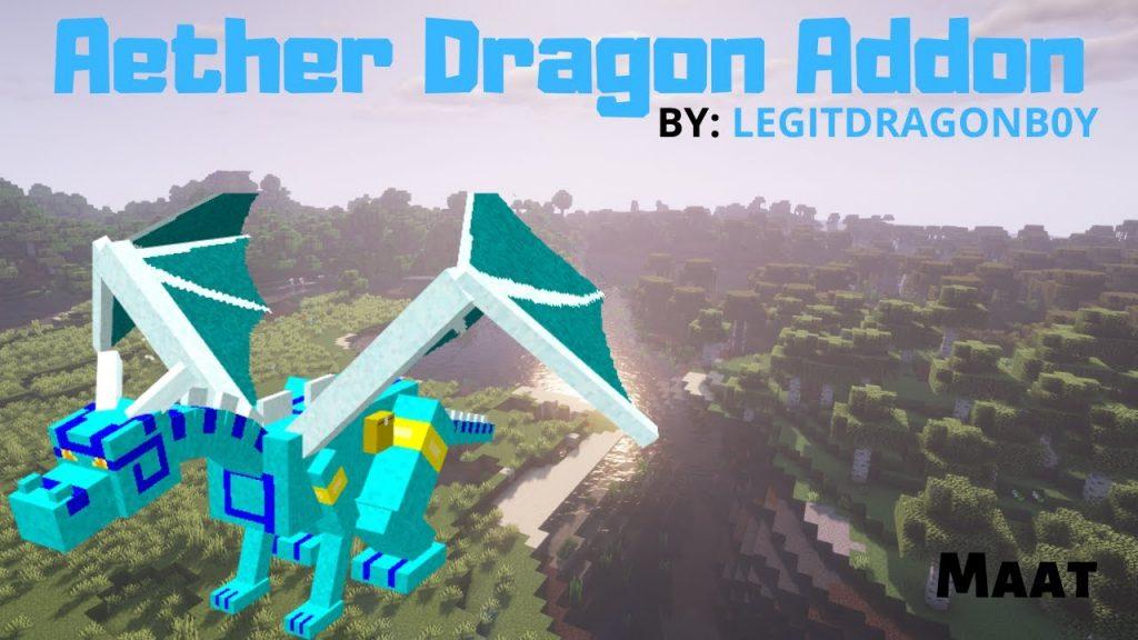 Aether Dragon Addon