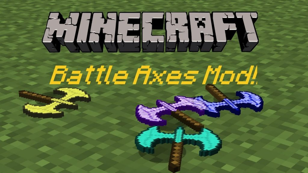 Battle Axes Addon