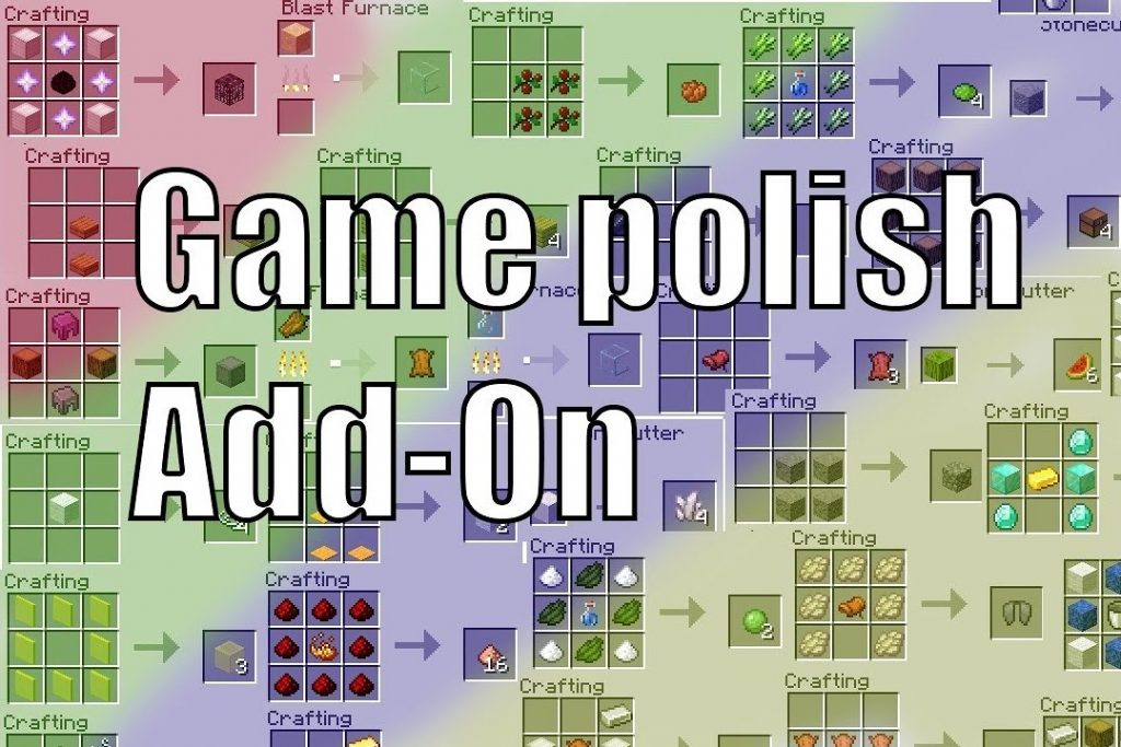Game Polish Mod