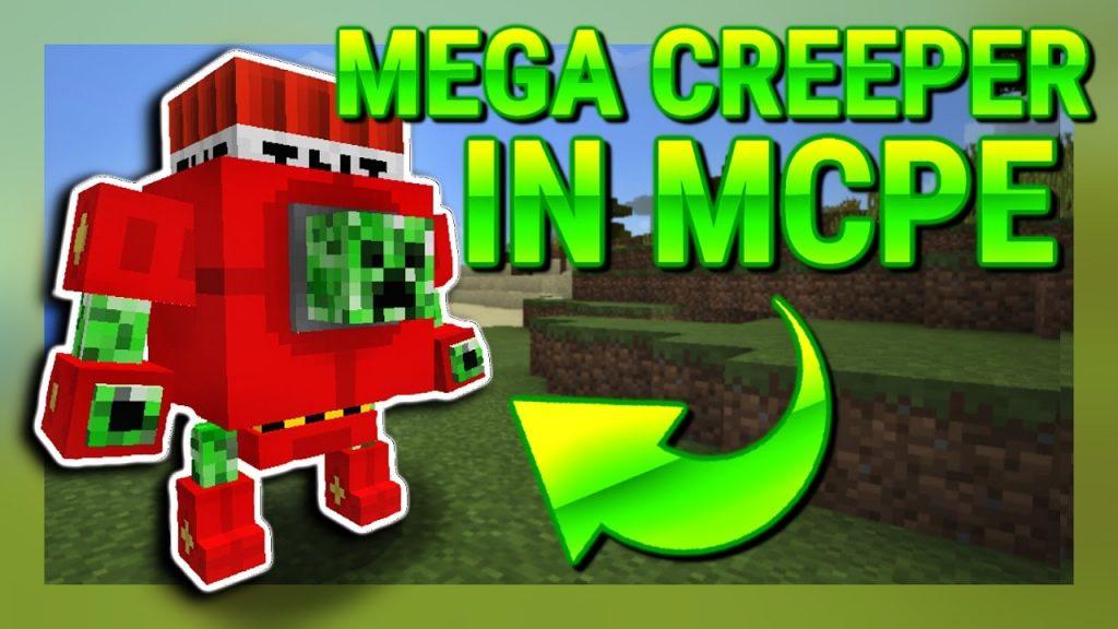 MegaCreeper Addon