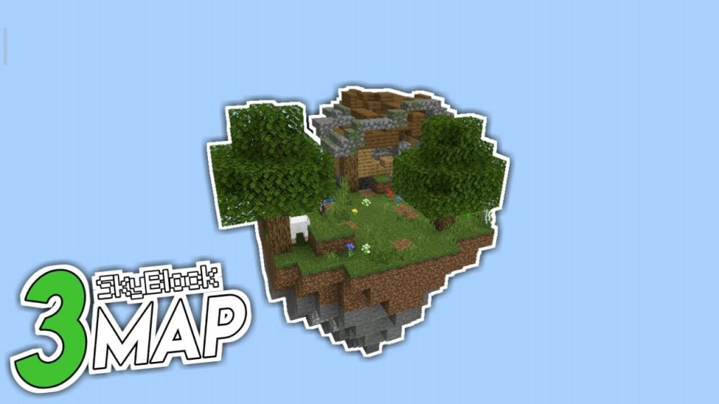 Skyblock: Re Map