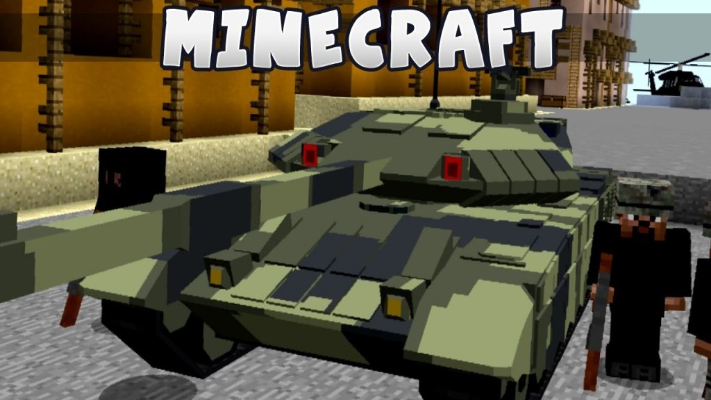 Modern Warfare: Battle Tanks Mod