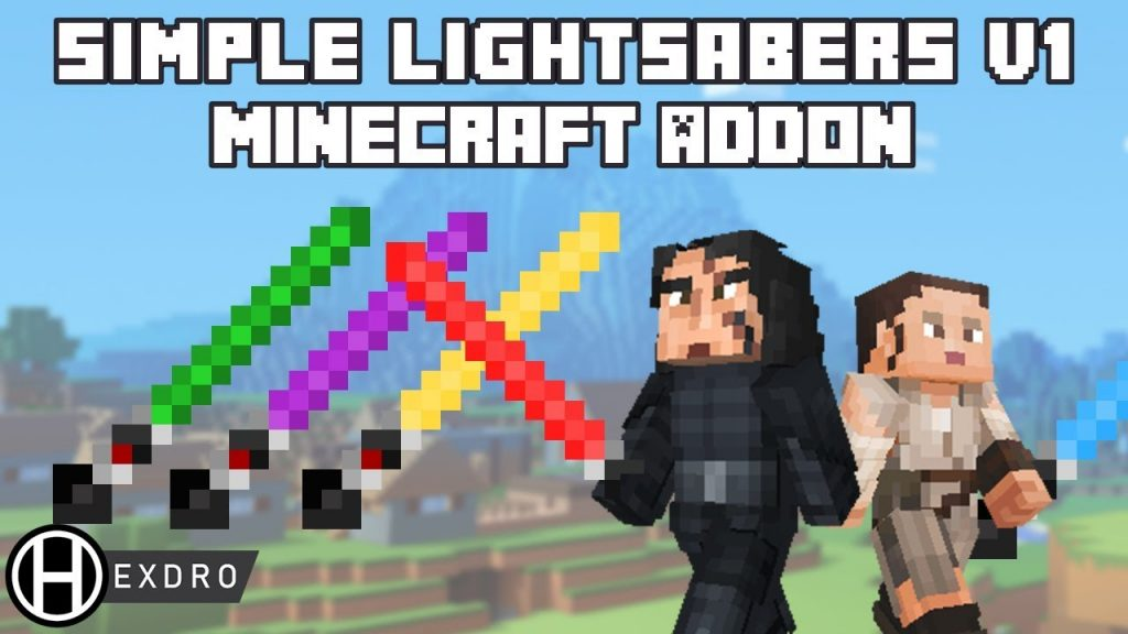 Simple Lightsabers Addon