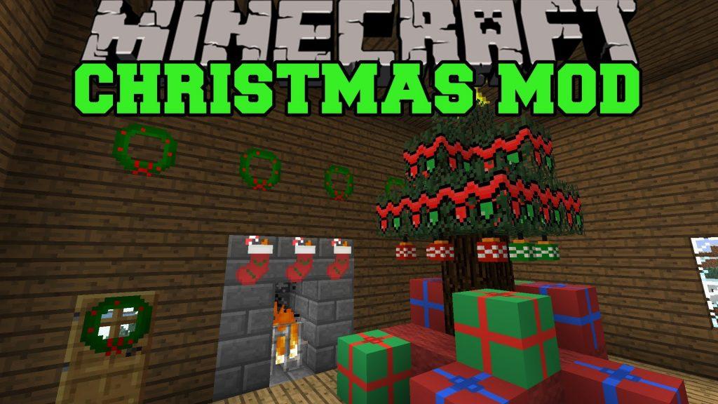 Vanilla Christmas Mobs Mod