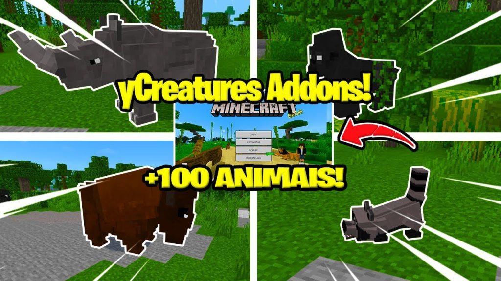 yCreatures Addon