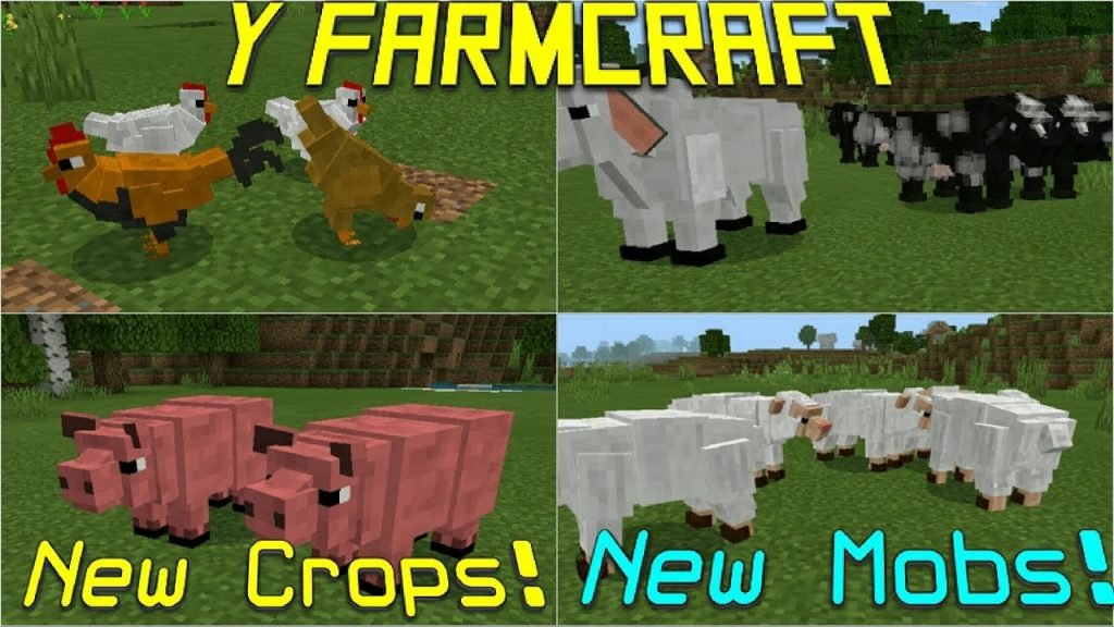 yFarm Craft Addon