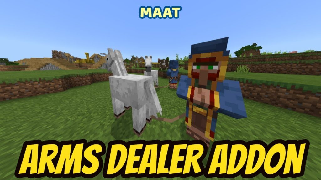 Arms Dealer Addon